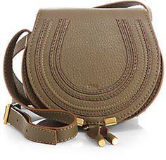 Chloé Marcie Small Round Crossbody Bag