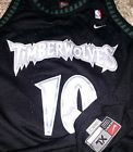 For Sale - minnesota timberwolves jersey Wally Szczerbiak nike xl black - See More At http://sprtz.us/WolvesEBay