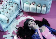Melhores Fotógrafos de moda - Miles Aldridge