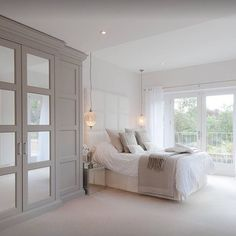 WEBSTA @thehousebuild Been planning the master bedroom this weekend and have totally redesigned it to add a fireplace and a new window in the dressing room for my dressing table as I don't think doing my make up in the dark would be a good option!