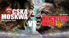 liga champions-CSKA Moskwa vs Manchester United (design: Abdillah/Liputan6.com)