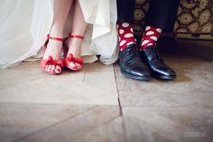Cool stylish socks!