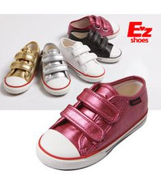 Two-band Children Canvas Shoes -EZ SHOES #kid #kids #kidsfashion #instafashion #kidsclothing #kidswear #kidsstyle #kidslook #girllook #momlook #boylook #cute #beautiful #cutekid #baby #girl #girls #fashion #EZ SHOES #Kfashion #Kfashion4kids  #kkami
