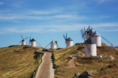 Photo album - Consuegra, La Mancha, Spain. Southern Europe, 10 Picture, Vatican City, Places To Travel, Monument Valley, Madrid, Greece, Around The Worlds, Pictures