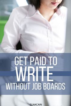 Get your first freelance writing job and get paid to write without using job boards. No job boards, no scams and all legit ways to get paid to write. Easy Online Jobs, Tips Online, Make Money Online, How To Make Money, Business Checks, Business Tips, Online Business, Online Writing Jobs, Freelance Writing Jobs