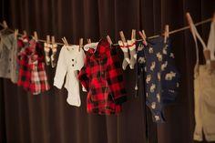 amanda cowley sweet events niagara wedding planner designer stylist baby shower lumberjack theme buffalo plaid