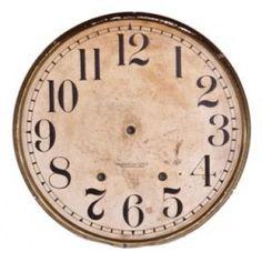nautical clock face printable - Google Search