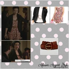 "Allison Argent Style » Season 2 Episode 9 ""Party Guessed"""