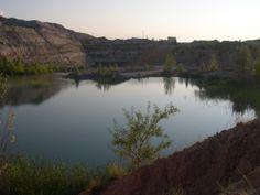 Para hoy lunes os dejo la siguiente fotografía de nuestro pueblo, la charca de las minas