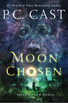 Moon Chosen (Tales of a New World) by PC Cast at The Reading Cafe:  http://www.thereadingcafe.com/moon-chosen-tales-of-the-new-world-1-by-p-c-cast-a-review/