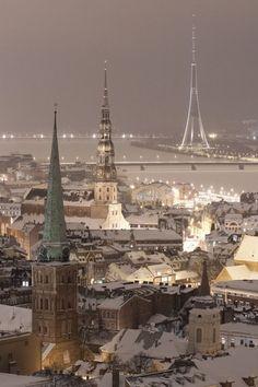 My city, Riga Latvia Travel Honeymoon Backpack Backpacking Vacation Budget Off the Beaten Path Wanderlust Dubrovnik, Utrecht, Dublin, Riga Latvia, Photos Voyages, Baltic Sea, Week End, Eastern Europe, Budapest