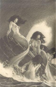 """Sirens"" by Mark Shultz"