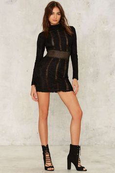 Rare London Axel Bodycon Dress - Best Sellers | Back In Stock | Last Chance | Cocktail Dresses | Bodycon Dresses