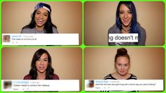 Reading Mean Tweets! #MakeItHappy ft. Jenna Marbles, Colleen Ballinger, ...