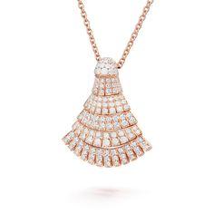Ventaglio Collection necklace by de Grisogono