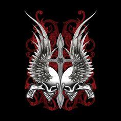 Screaming Skulls by Oblivion-design Screaming Skull, Skull Stencil, Skull Pictures, Skull Artwork, Skull Wallpaper, Desenho Tattoo, Skulls And Roses, Airbrush Art, Skull Tattoos