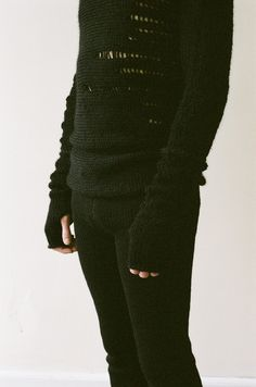 VOID JUMPER by maudenibelungen on Etsy, $215.00