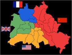 June 1948 Cold War: The Berlin Blockade begins. Berlin City, Berlin Wall, Berlin Hauptstadt, Teaching American History, Space Projects, Cold War, World History, Social Studies, Germany
