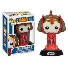 POP! Figur Star Wars Queen Amidala (Königin Amidala - Padme)