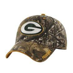 NFL Mens Green Bay Packers Realtree Cap  Shopko Nfl Green Bay 6bb54c208