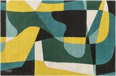 Forum 7207 rug in wool by Surya.  #rugs #design #interiordesign #homedecor