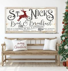 Christmas Bedroom, Christmas Tree Farm, Noel Christmas, Christmas Signs, Rustic Christmas, Winter Christmas, Christmas Crafts, Christmas Decorations, Holiday Decor