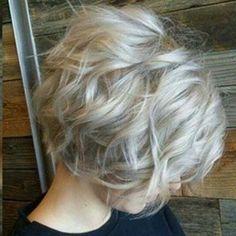 20 Best Short Wavy Bob Hairstyles | Bob Hairstyles 2015 - Short Hairstyles for Women