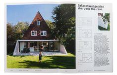 SH HOUSE has been published on MARK! | Atelier van Wengerden