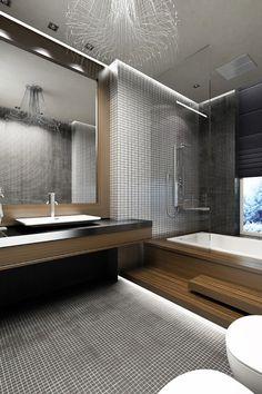 ideas for small modern bathrooms | home art, design, ideas and