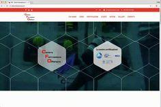 Realizzazione interfaccia grafica  cliente: CFO Ravenna  art direction: Agenzia Image, Ravenna