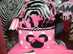 Cute Cloth Minnie Bag