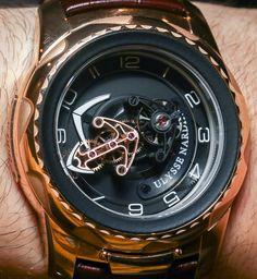 Ulysse Nardin Freak Cruiser Watch Hands-On