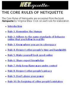 Etiquette Rules | Office Dress Etiquette - Rules Of The Power Tie