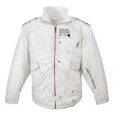 schöne , warme Winterjacke in Creme-Weiß von Lavecchia 3XL bis 7XL +++Neu++++