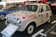 """1958 Datsun 210 Rally Car """"Sakura"""""""