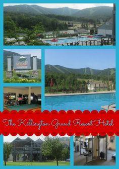 The Killington Grand Resort Hotel #KillingtonMoms #Beast365