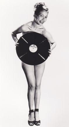 MONICA LEWIS....1945...