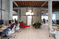 VSCO Oakland Office Design Pictures