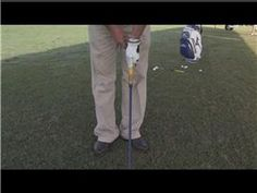 Golf Tips : Golf Tips for Better Iron Shots & Control - YouTube