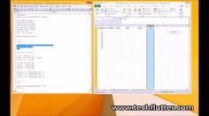 Microsoft Excel VBA - Function 29 - Sin() - Cos() - Tan() - Atn() - YouTube