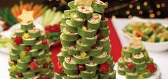 Christmas Finger Food Ideaschristmas Party Appetizers  Christmas Themed Food Ideas To Impress Bczahdk