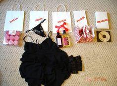 Boyfriend gifts