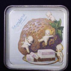 Rose O'Neill Kewpie Doll tin litho