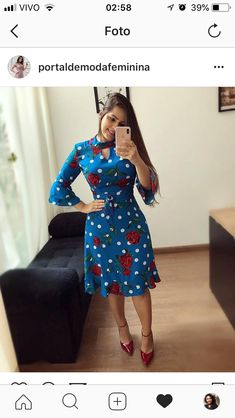 Indian Fashion Trends, Trend Fashion, African Print Fashion, African Fashion Dresses, African Dress, Cute Fashion, Modest Fashion, Fashion Outfits, Stylish Dresses