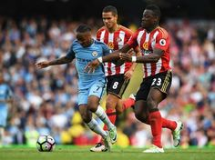 TRỰC TIẾP Sunderland 00 Man City: De Bruyne dự bị Leroy Sane đá chính (Hiệp 1)