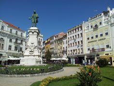 Coimbra - Praça do Portagem  #Portugal