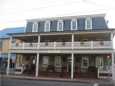Boonsboro, MD. The Boonsboro Inn inspired the Inn at Boonsboro series by Nora Roberts