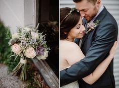 Nashville Wedding Photographers. Fun and Unique Wedding Photos. Rosemary and Finch Floral Design. Romantic Bouquet. www.bradandjen.com