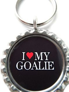 HOCKEY MOM Backpack Charm, Zipper Pull, Keychain, Party Favor, Gift Idea