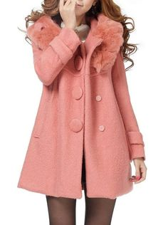 Love this DKNY Coat, Military Double-Breasted Wool-Blend - Womens ...